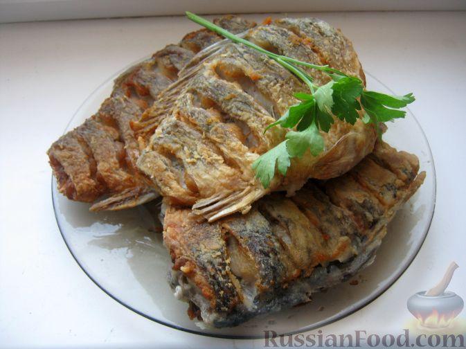 Рецепт Жареные караси