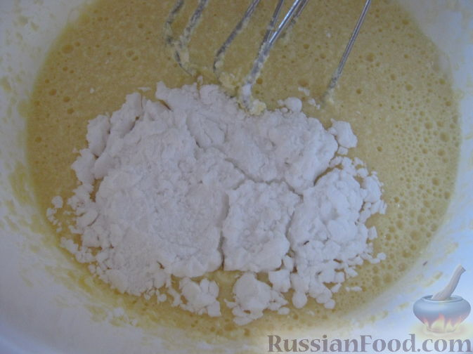 Как приготовить тесто на орешки