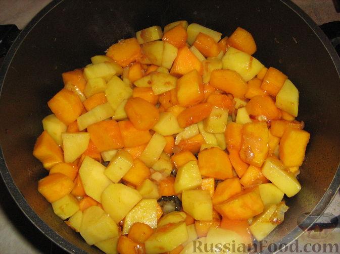 диетический суп пюре из тыквы рецепты приготовления