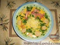 Фото к рецепту: Суп-пюре из тыквы и картофеля