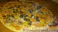 "Фото к рецепту: Пицца ""Raccolto"""