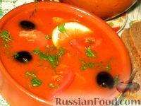 Фото к рецепту: Солянка старомосковская в горшочках
