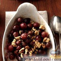 Фото к рецепту: Розмариновый виноград