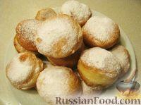 Фото приготовления рецепта: Классические пончики - шаг №10