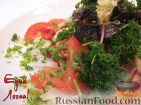 """Фото к рецепту: Овощной салат """"Душа холерика"""""""