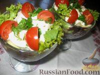 Фото к рецепту: Салат со свеклой и сельдью