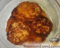 Фото к рецепту: Любимые куриные котлетки
