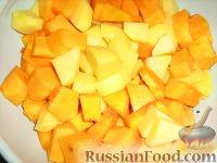 Фото приготовления рецепта: Суп-пюре из тыквы и картофеля - шаг №1