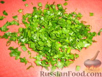 Фото приготовления рецепта: Суп-пюре из тыквы и картофеля - шаг №9