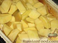 Фото приготовления рецепта: Гусиное жаркое - шаг №5