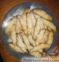 Фото к рецепту: Мини-круассаны