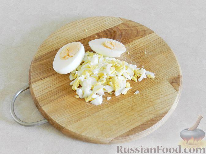Фото приготовления рецепта: Суп с нутом и свиными рёбрышками - шаг №10