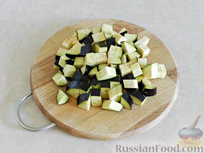 Фото приготовления рецепта: Дрожжевые пирожки с пекинской капустой, рисом и яйцами - шаг №24