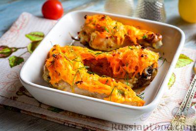 Фото приготовления рецепта: Закусочные хлебные шарики с колбасой и сыром (в духовке) - шаг №1