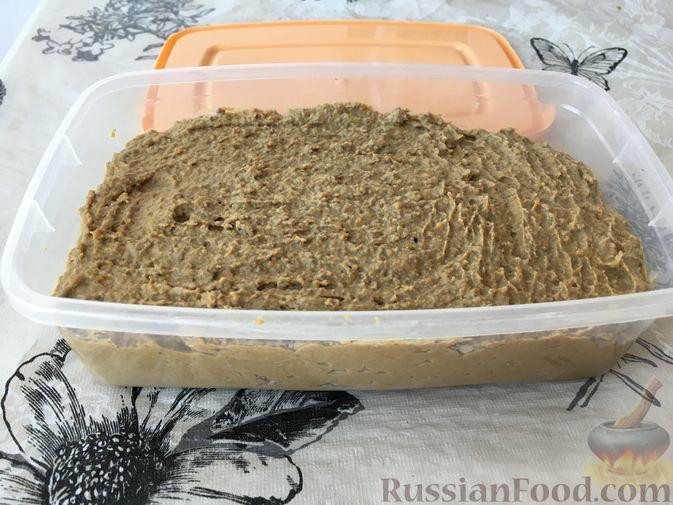 Фото приготовления рецепта: Куриный суп с цветной капустой и консервированным горошком - шаг №7
