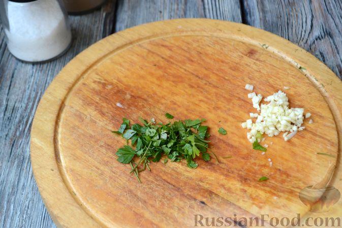 Фото приготовления рецепта: Томатный суп с фаршем - шаг №12
