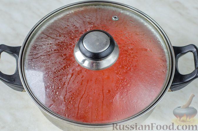 Фото приготовления рецепта: Рис с овощами, в сковороде - шаг №2