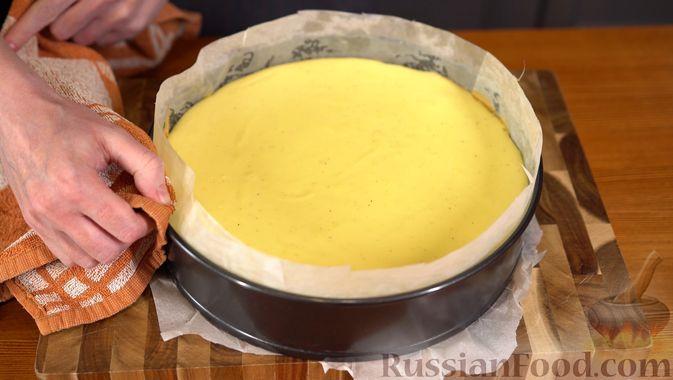 Фото приготовления рецепта: Бисквит на апельсиновом соке - шаг №8