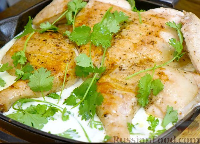 Фото приготовления рецепта: Слоёный салат с говядиной, картофелем, морковью и кукурузой - шаг №7