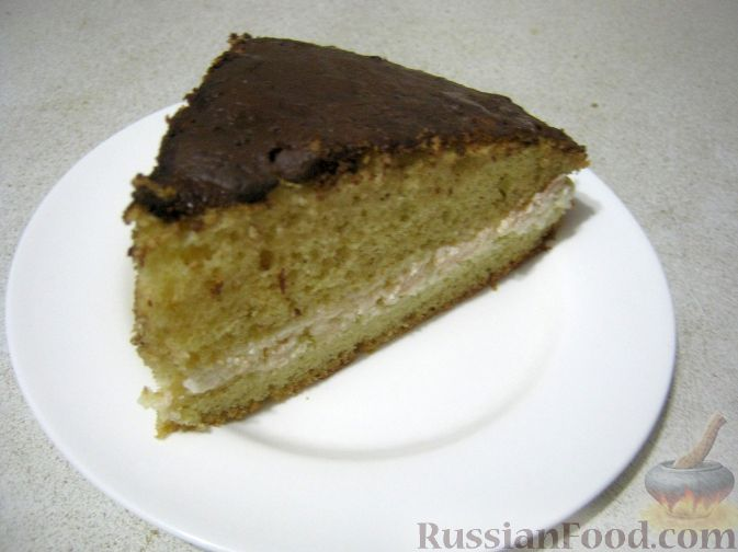 Рецепт Торт на скорую руку