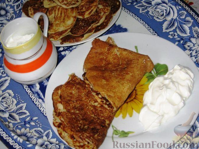 Рецепт Украинские блины