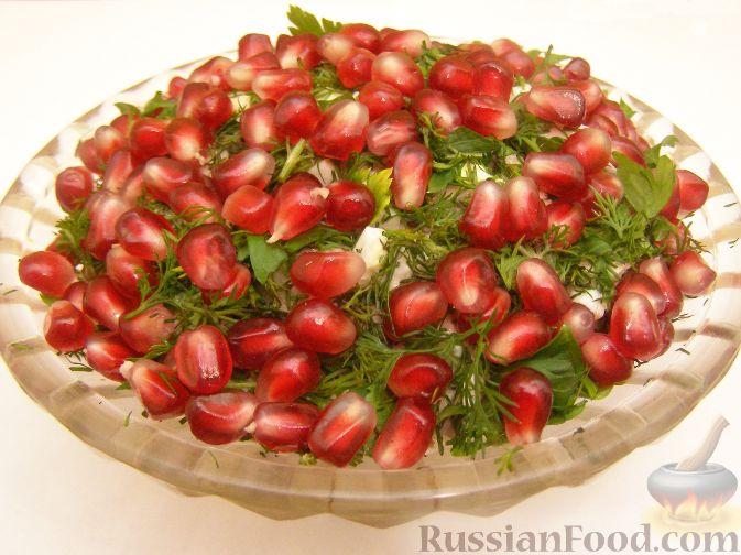 """Рецепт Салат """"Царский"""""""