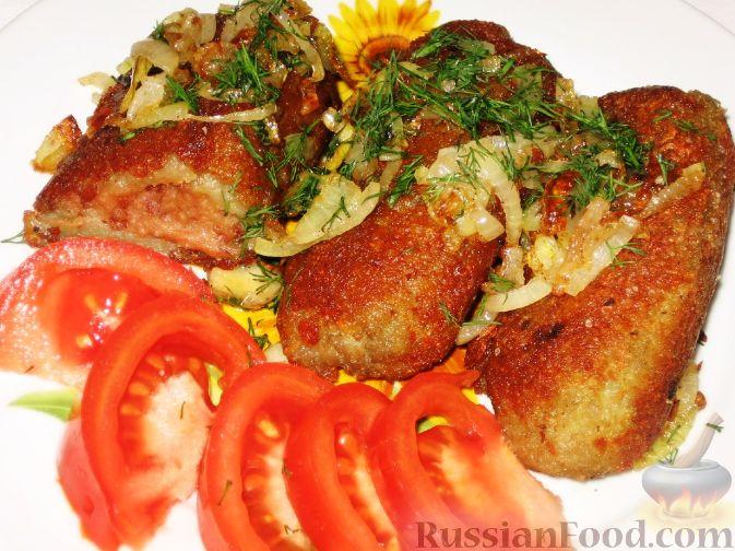 Рецепт Колдуны с фасолью