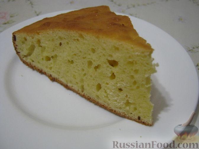 бисквитные коржи сметане рецепт фото