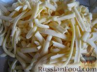 """Фото приготовления рецепта: Салат с грибами """"Неожиданная радость"""" - шаг №7"""
