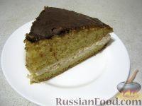 Фото к рецепту: Торт на скорую руку
