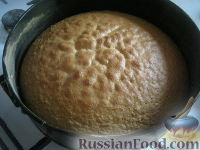 Фото приготовления рецепта: Торт на скорую руку - шаг №8