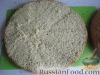 Фото приготовления рецепта: Торт на скорую руку - шаг №9