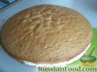 Фото приготовления рецепта: Торт на скорую руку - шаг №12