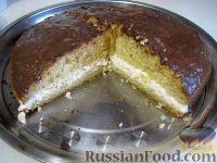 Фото приготовления рецепта: Торт на скорую руку - шаг №15