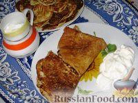 Фото к рецепту: Украинские блины