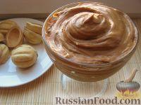 Фото приготовления рецепта: Крем из сгущенки - шаг №7