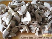Фото приготовления рецепта: Грибной сливочный суп - шаг №5