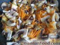 Фото приготовления рецепта: Грибной сливочный суп - шаг №6