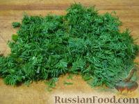 """Фото приготовления рецепта: Салат """"Каприз"""" с корейской морковью и черносливом - шаг №6"""