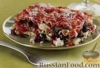 Фото к рецепту: Вегетарианская лазанья с капустой кале