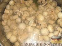 Фото приготовления рецепта: Шампиньоны маринованные вкуснейшие - шаг №4