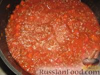 Фото приготовления рецепта: Лазанья Болоньезе классическая - шаг №4