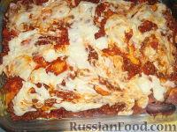 Фото приготовления рецепта: Лазанья Болоньезе классическая - шаг №11