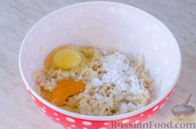 Фото приготовления рецепта: Гренки с яйцом - шаг №1