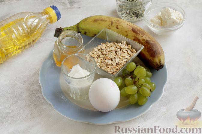 Фото приготовления рецепта: Жареная овсянка с яйцом - шаг №1