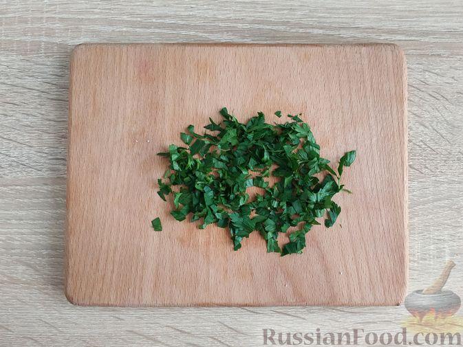 Фото приготовления рецепта: Котлеты из индейки и цветной капусты - шаг №8