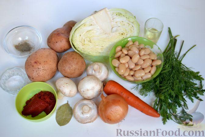 Фото приготовления рецепта: Запеканка из цветной капусты с колбасой и сыром - шаг №15