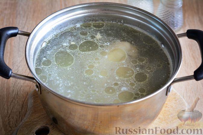Фото приготовления рецепта: Плавленый сыр из творога с крабовыми палочками - шаг №7