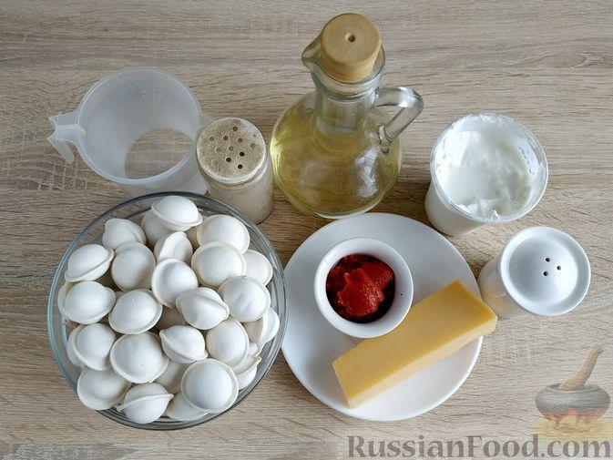 Фото приготовления рецепта: Картофельно-мясной пирог на кефире - шаг №27