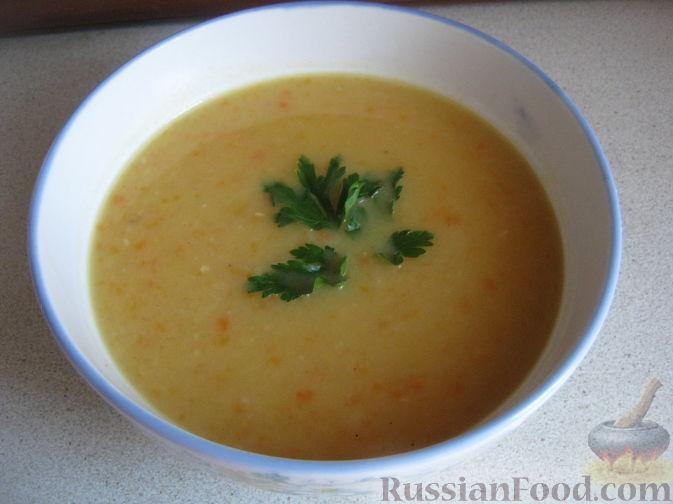 Рецепт Крем-суп гороховый